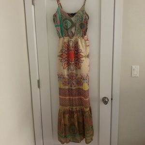 Women's Gypsy05 Boho Maxi Dress
